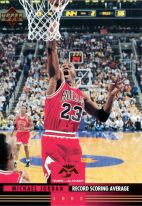 1993 Upper Deck Michael Jordan Mr. June