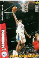 1996-1997 Upper Deck Slam Dunk